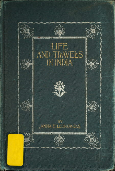 The Project Gutenberg eBook of Life And Travel In India, by